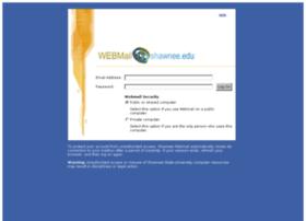 webmail.shawnee.edu