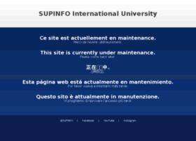 webmail.supinfo.com