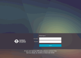 Webmail.tfl.gov.uk