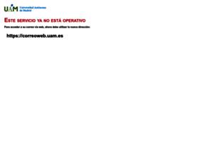 webmail.uam.es
