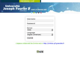 webmail.ujf-grenoble.fr