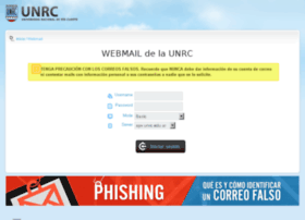 webmail.unrc.edu.ar