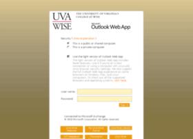 webmail.uvawise.edu