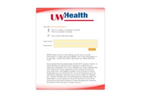 webmail.uwhealth.org