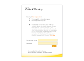 Webmail.wika.com