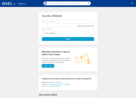webmail2.1and1.it