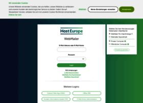 webmailer.hosteurope.de
