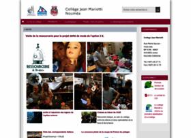webmariotti.ac-noumea.nc