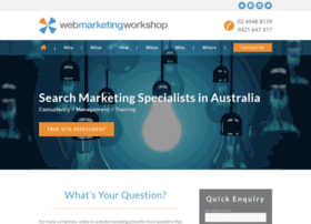 webmarketingworkshop.com.au