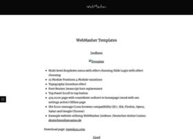 webmasher.eu