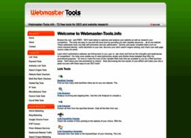 webmaster-tools.info