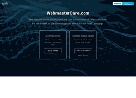 webmastercare.com
