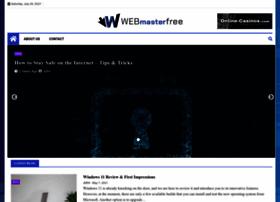 webmasterfree.com
