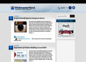 webmasternerd.com