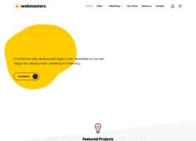 webmasters.com.pk