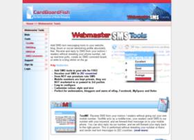 webmastersms.cardboardfish.com