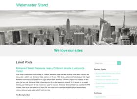 webmasterstand.com
