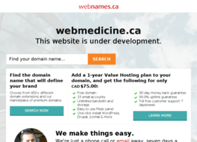 webmedicine.ca
