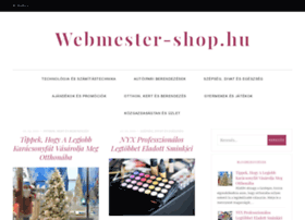 webmester-shop.hu