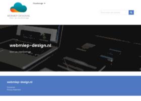 webmiep-design.nl