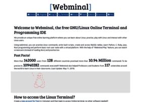 webminal.org