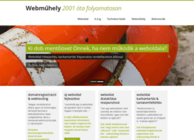 webmuhely.hu