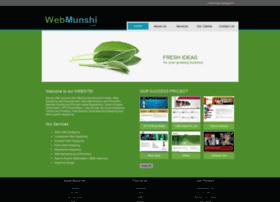 webmunshi.com