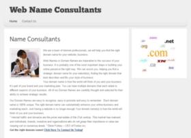 webnameconsultants.com