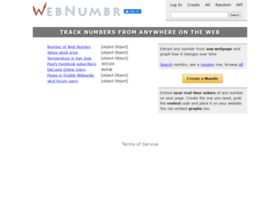 webnumbr.com