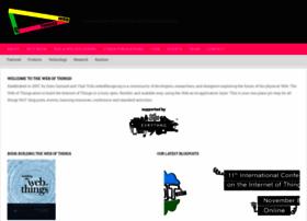 webofthings.com