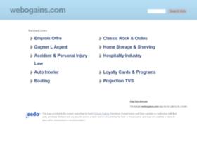 webogains.com