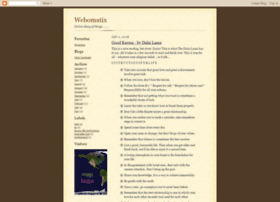 webomatix.blogspot.de
