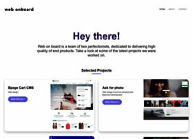 webonboard.com
