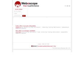 weboscope.com