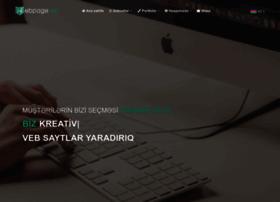 webpage.az