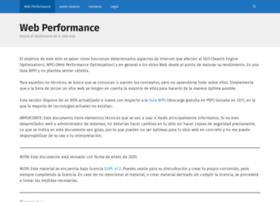 webperformanceoptimization.es