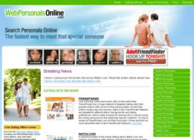 webpersonalsonline.com