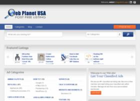 webplanetusa.org