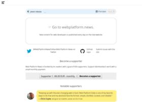 webplatformdaily.org