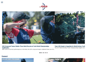 webpoint.usarchery.org