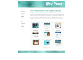 webpowerservices.co.uk