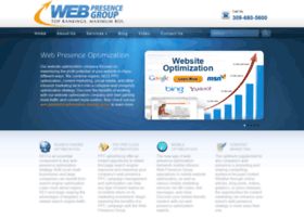 webpresencegroup.net