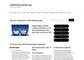 webprofessionals.org