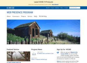 webprogram.ucsc.edu