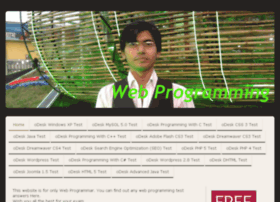 webprogrammingtest.jimdo.com
