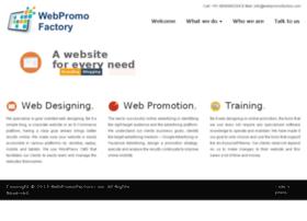 webpromofactory.com