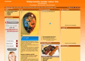webpromotie-zonder-retour-link.informatiepage.nl