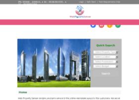 webpropertysansar.co.in