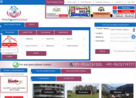 webpropertysansar.in