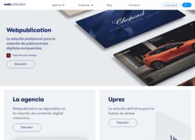 webpublication.es